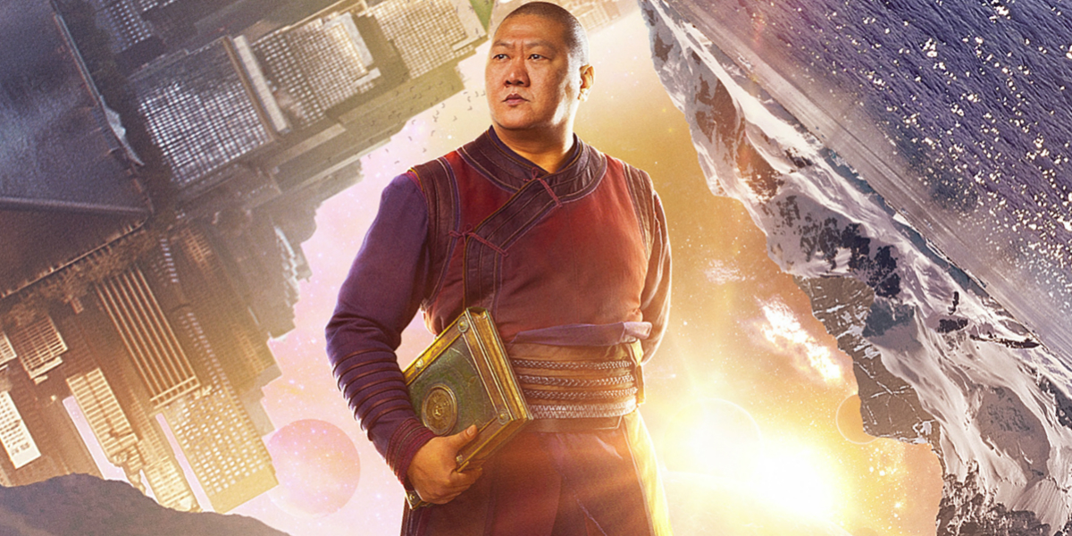 Benedict Wong as Wong in Doctor Strange (Screen Rant)