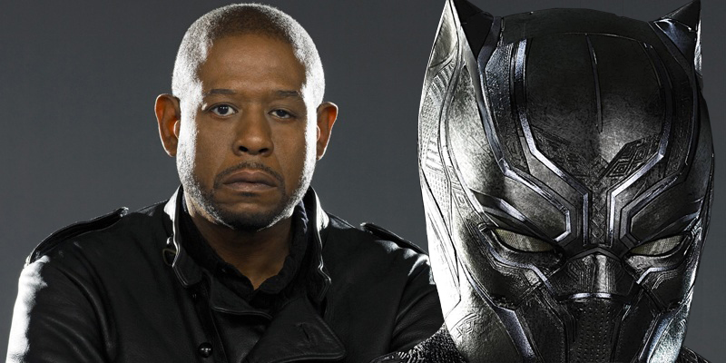 Forest Whitaker and three more have joined Black Panther!
