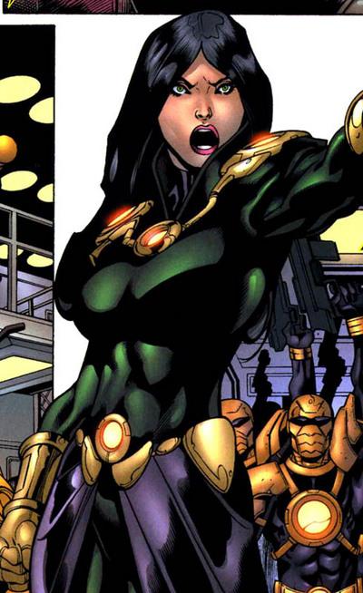 Monica Rappaccini (Marvel)