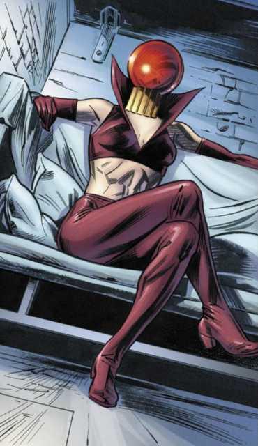 Ruby Thursday (Comic Vine)