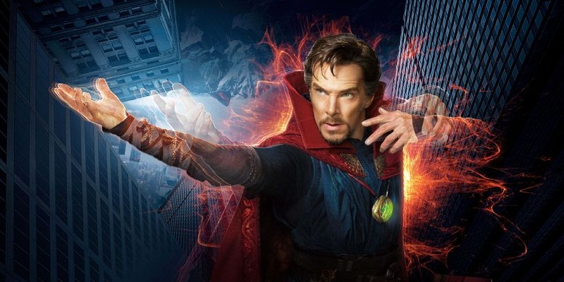 Scott Derrickson talks about early plans on Doctor Strange 2!