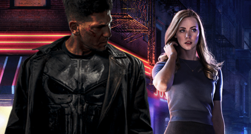 Set photos reveal that Karen Page will appear in Marvel's The Punisher!