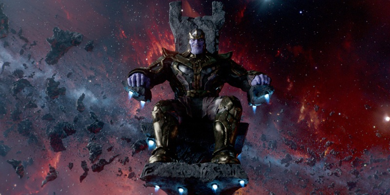 Thanos will be doing it by himself in Avengers: Infinity War!