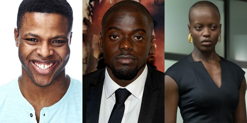 The other three actors who have joined Black Panther!