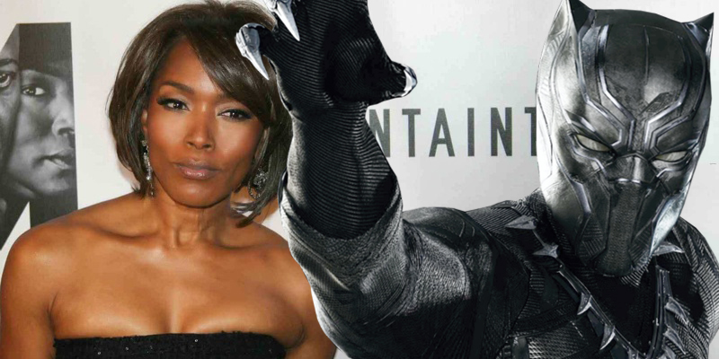 Angela Bassett has been officially confirmed for Black Panther!