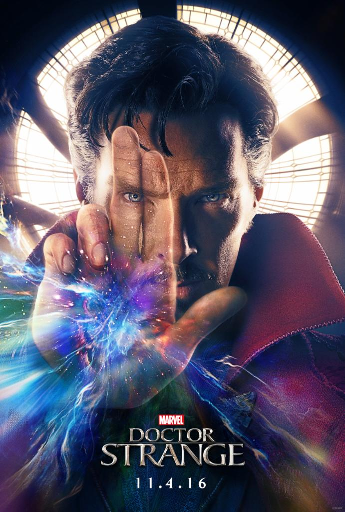 Doctor Strange (Coming Soon)