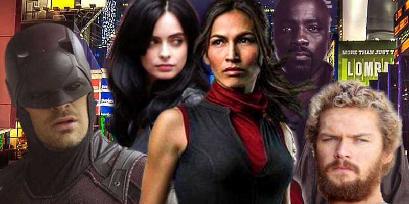 Elektra will return in Marvel's The Defenders!