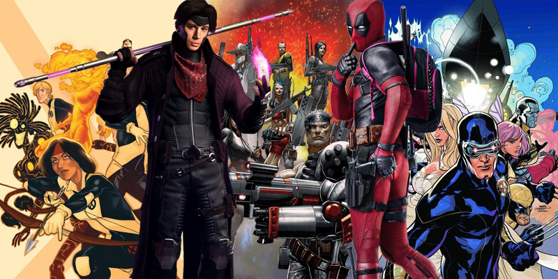 Fox has added two more untitled Marvel movies to their timeline!