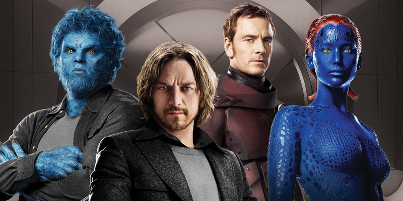 Fox is planning a soft reboot for X-Men but do want Hoult, McAvoy, Fassbender and Lawrence back!