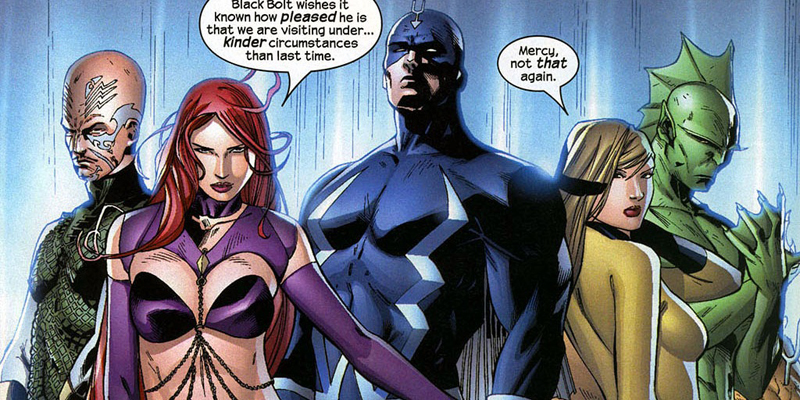 Kevin Feige talks about whether Inhumans would happen or not!