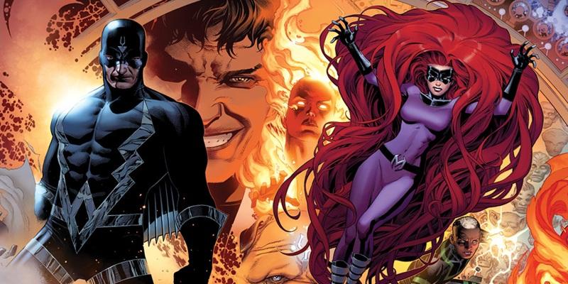 Marvel's The Inhumans announced as ABC series!