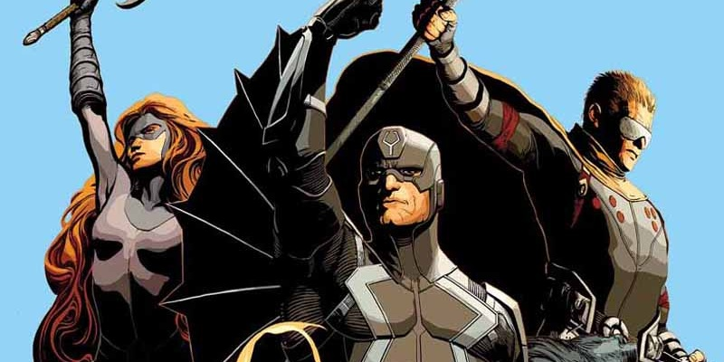Marvel's The Inhumans will be about Black Bolt and the royal family!