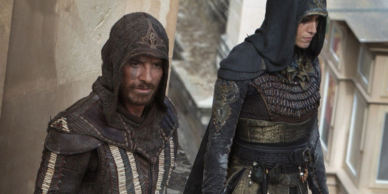 Michael Fassbender explains how Assassin's Creed differs from Star Wars movies!