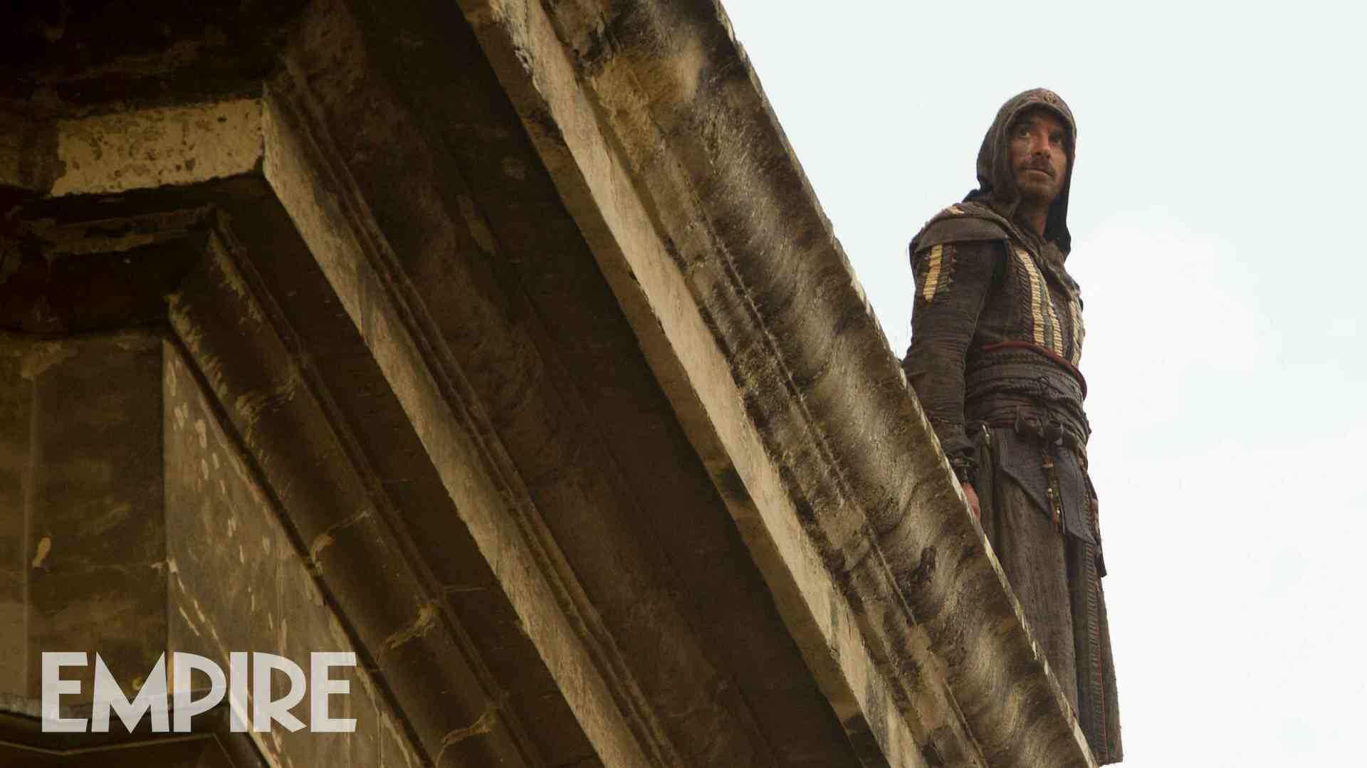 New image from Assassin's Creed