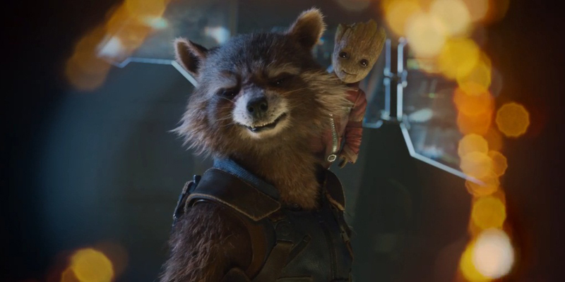 Sean Gunn teases an emotional journey for Rocket Raccoon in Guardians of the Galaxy Vol. 2!