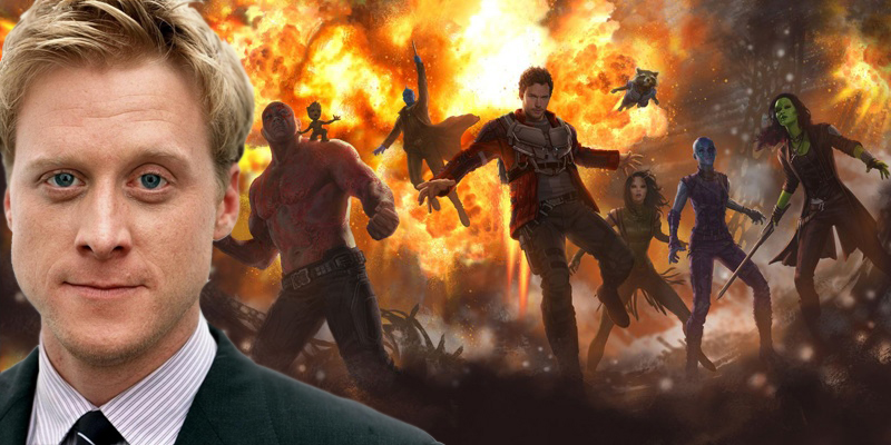Alan Tudyk wants a role in a Guardians of the Galaxy movie!