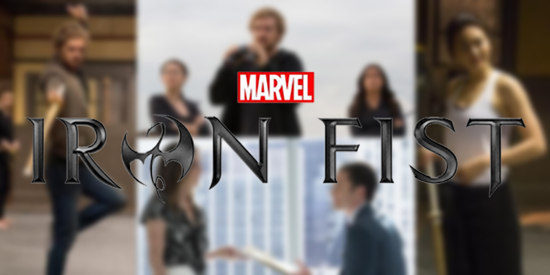 Four new official stills from Marvel's Iron Fist released