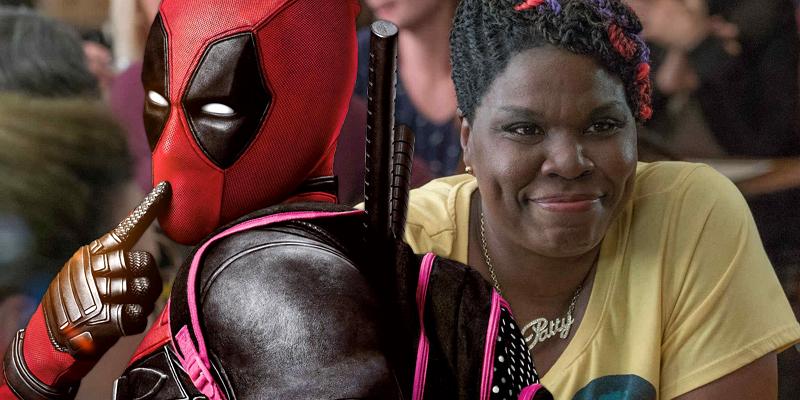 Leslie Jones wants a role in Deadpool 2!