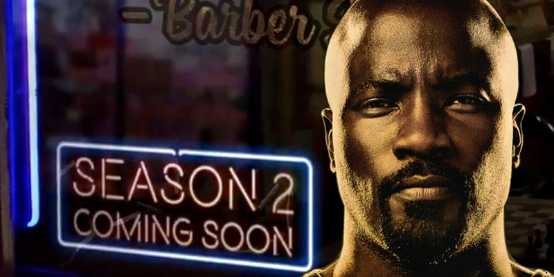 Marvel's Luke Cage has been renewed for a second season!