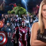 Paige VanZant wants to play a Marvel character!