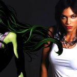 Rosario Dawson is interested in playing She-Hulk!