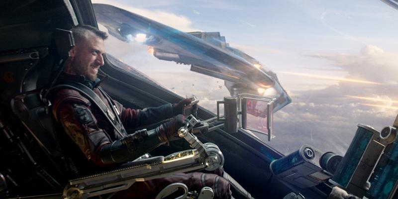 Sean Gunn's Kraglin will have a much bigger role in Guardians of the Galaxy Vol. 2!