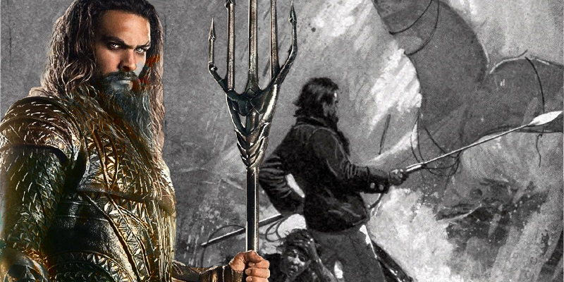 The working title for Aquaman has been revealed!