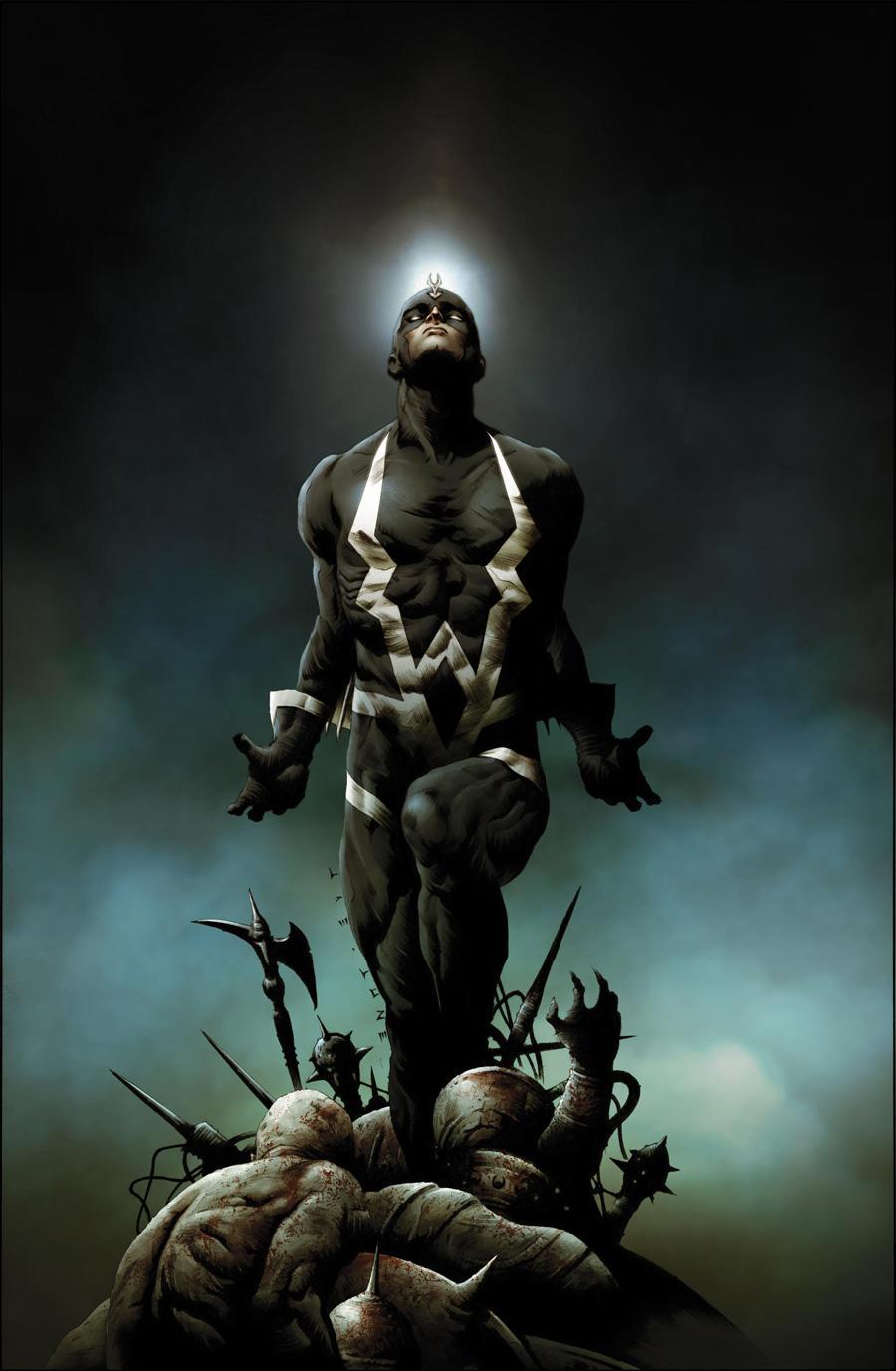 Black Bolt (Comic Vine)