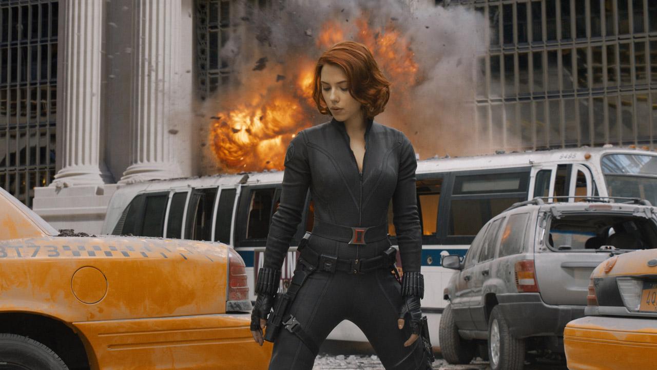 Black Widow (Hero Wikia)