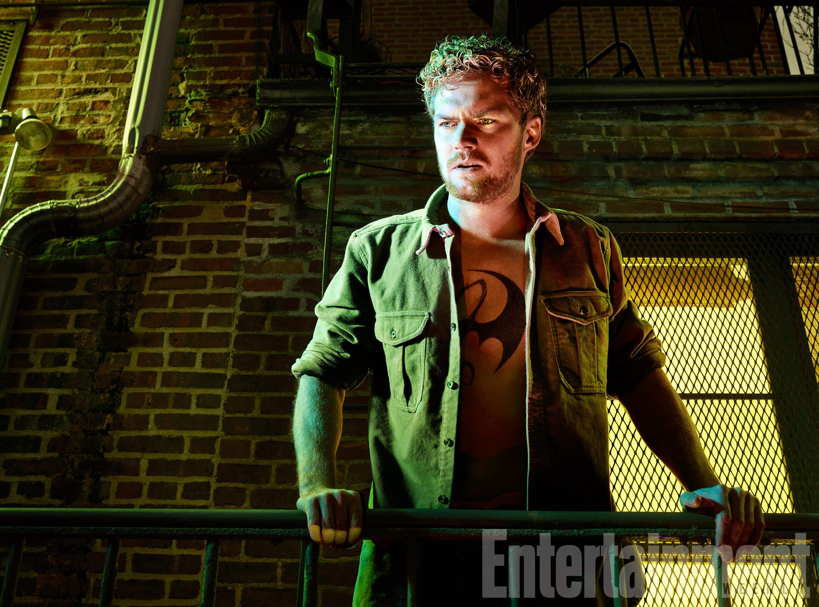 Danny Rand, aka Iron Fist