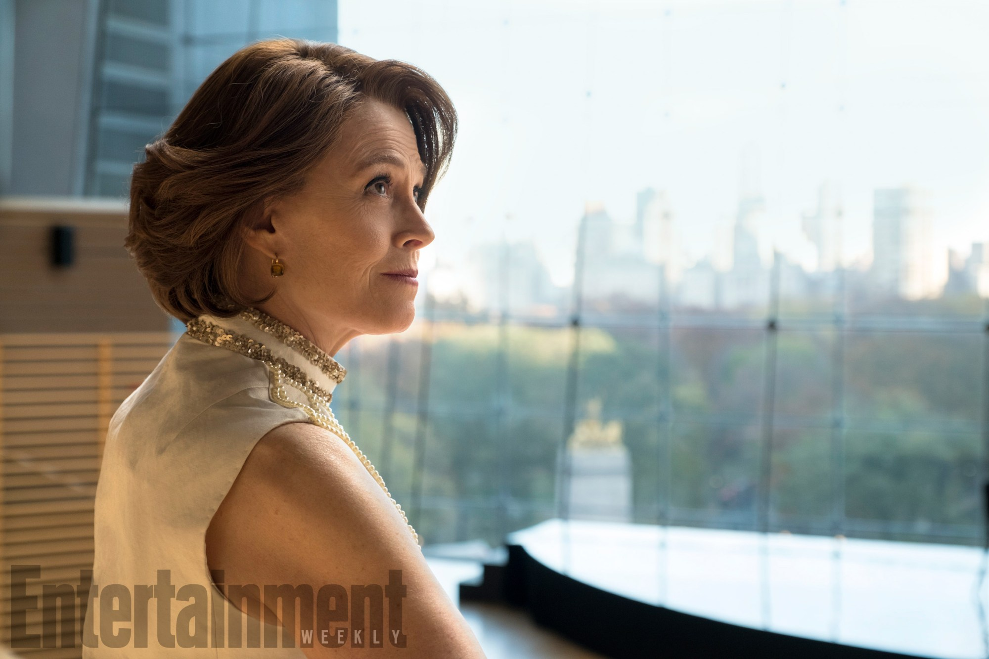 First look at Sigourney Weaver's Alexandra