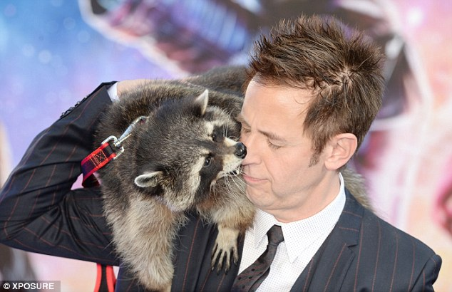 James Gunn (Daily Mail)
