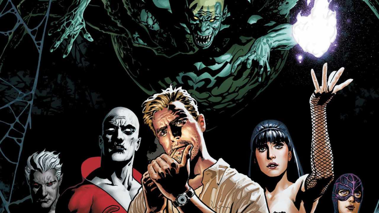 Justice League Dark (Legion of Leia)