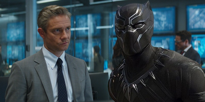 Martin Freeman's Everett Ross is indeed returning in Black Panther!