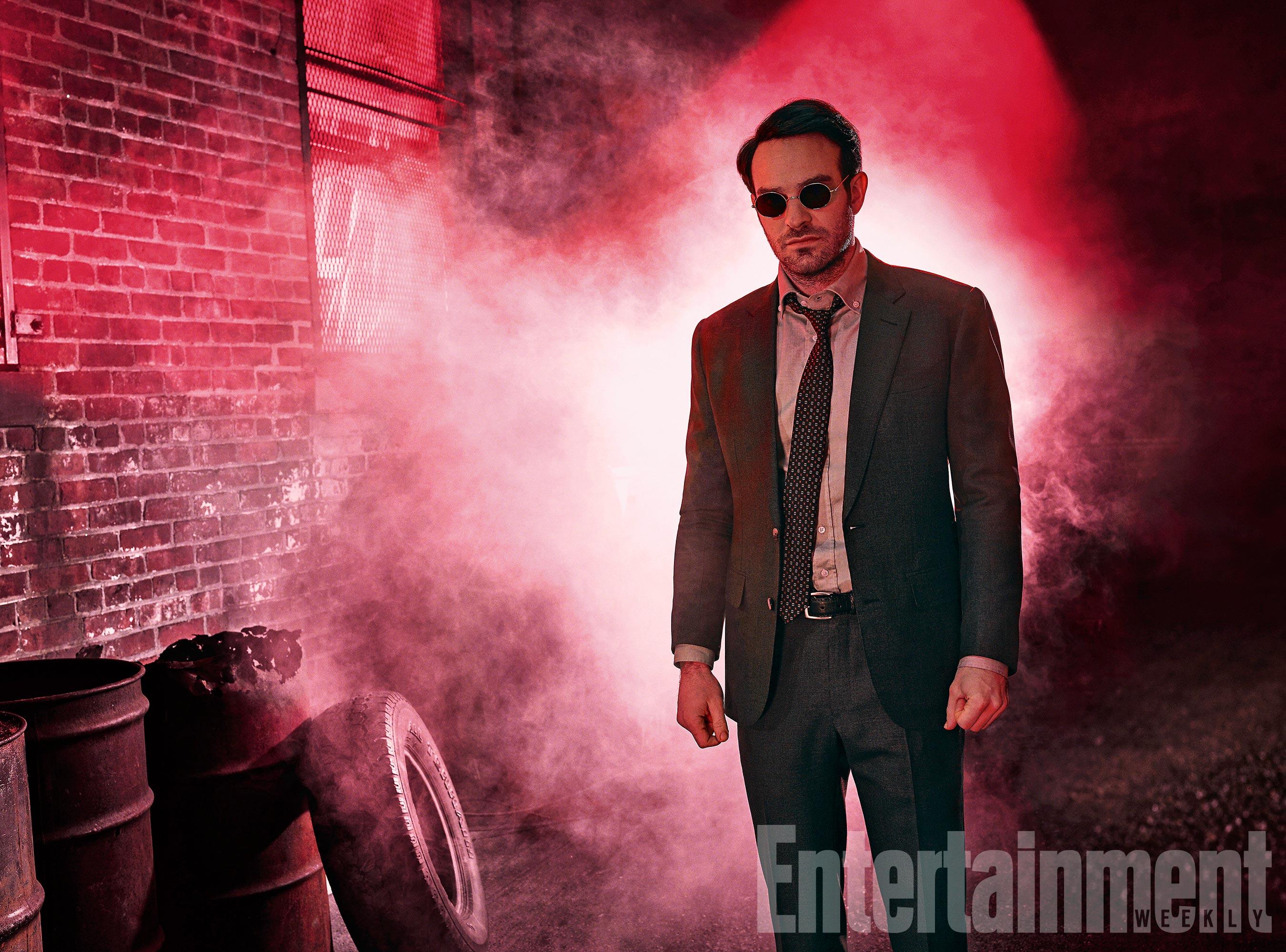 Matt Murdock, aka Daredevil