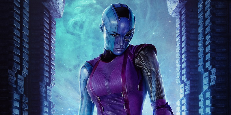 Nebula will appear in Avengers: Infinity War!