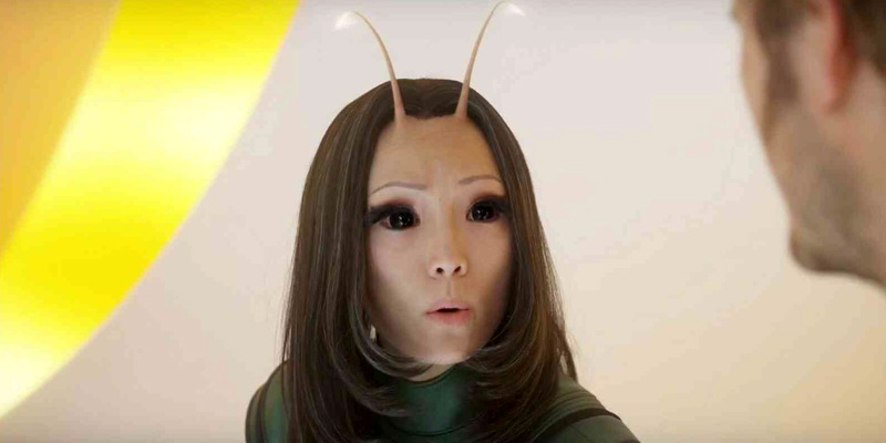 Pom Klementieff confirms the return of Mantis in Avengers: Infinity War!