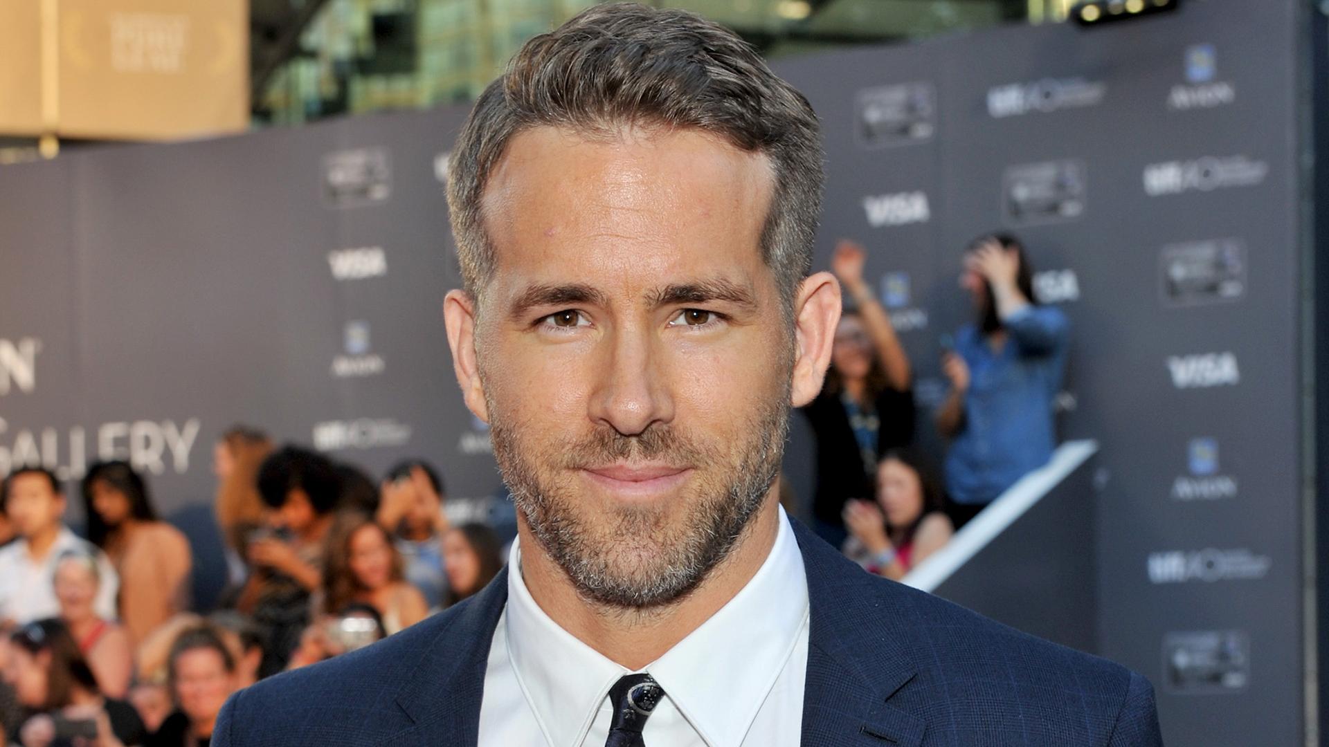 Ryan Reynolds (Photo by Sonia Recchia/Getty Images)