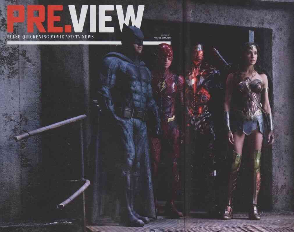 The new Justice League photo