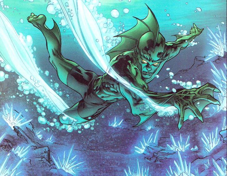 Triton (Comic Vine)