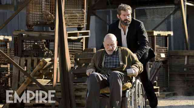 Wolverine and Professor X