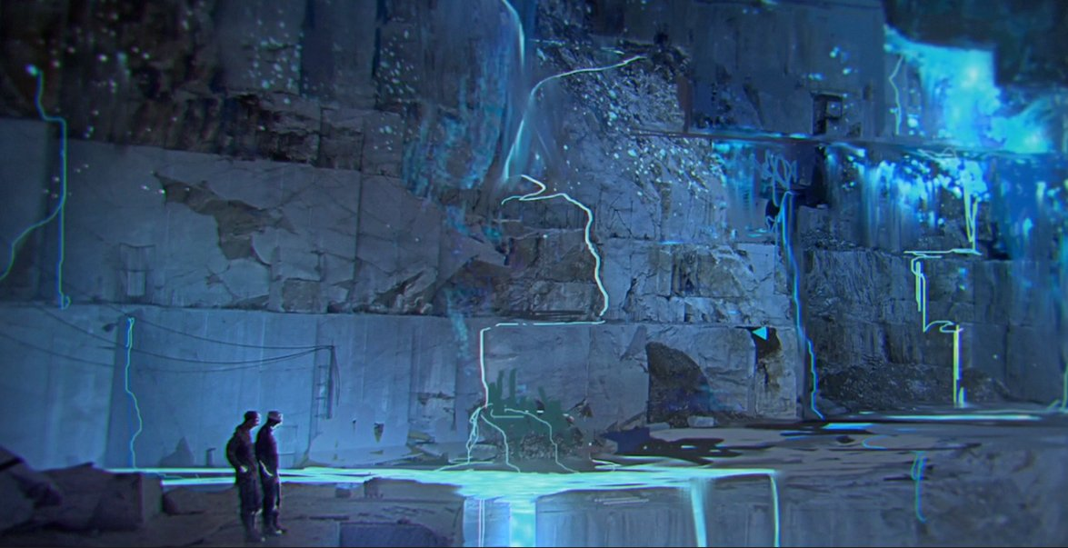 Another artwork featuring a location in Black Panther