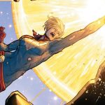 Captain Marvel is rumored to move into production in January 2018!
