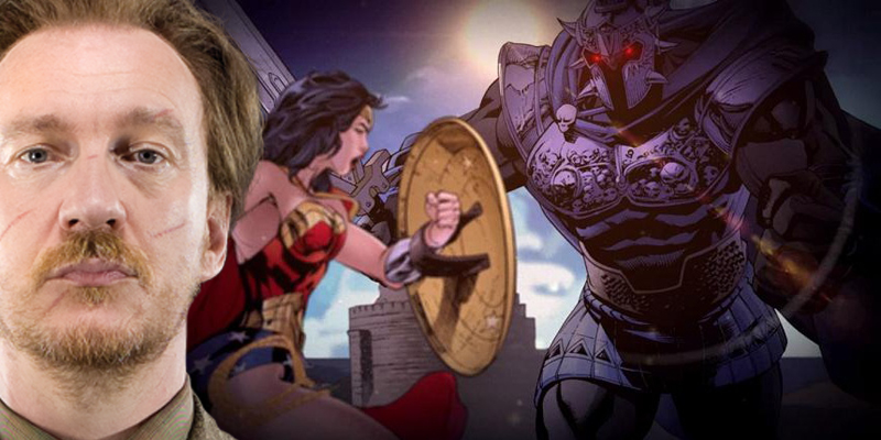 David Thewlis is reportedly playing Ares in Wonder Woman!