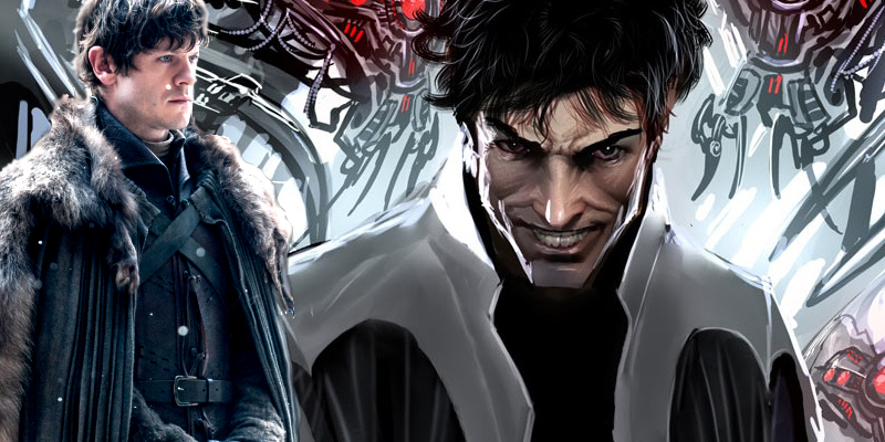 Iwan Rheon has joined Marvel's The Inhumans as Maximus the Mad!