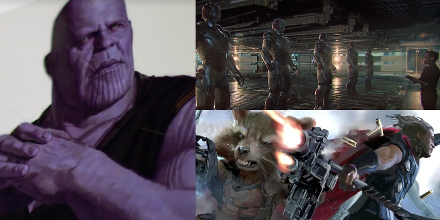Marvel has launched an epic video to announce the start of Avengers: Infinity War production!