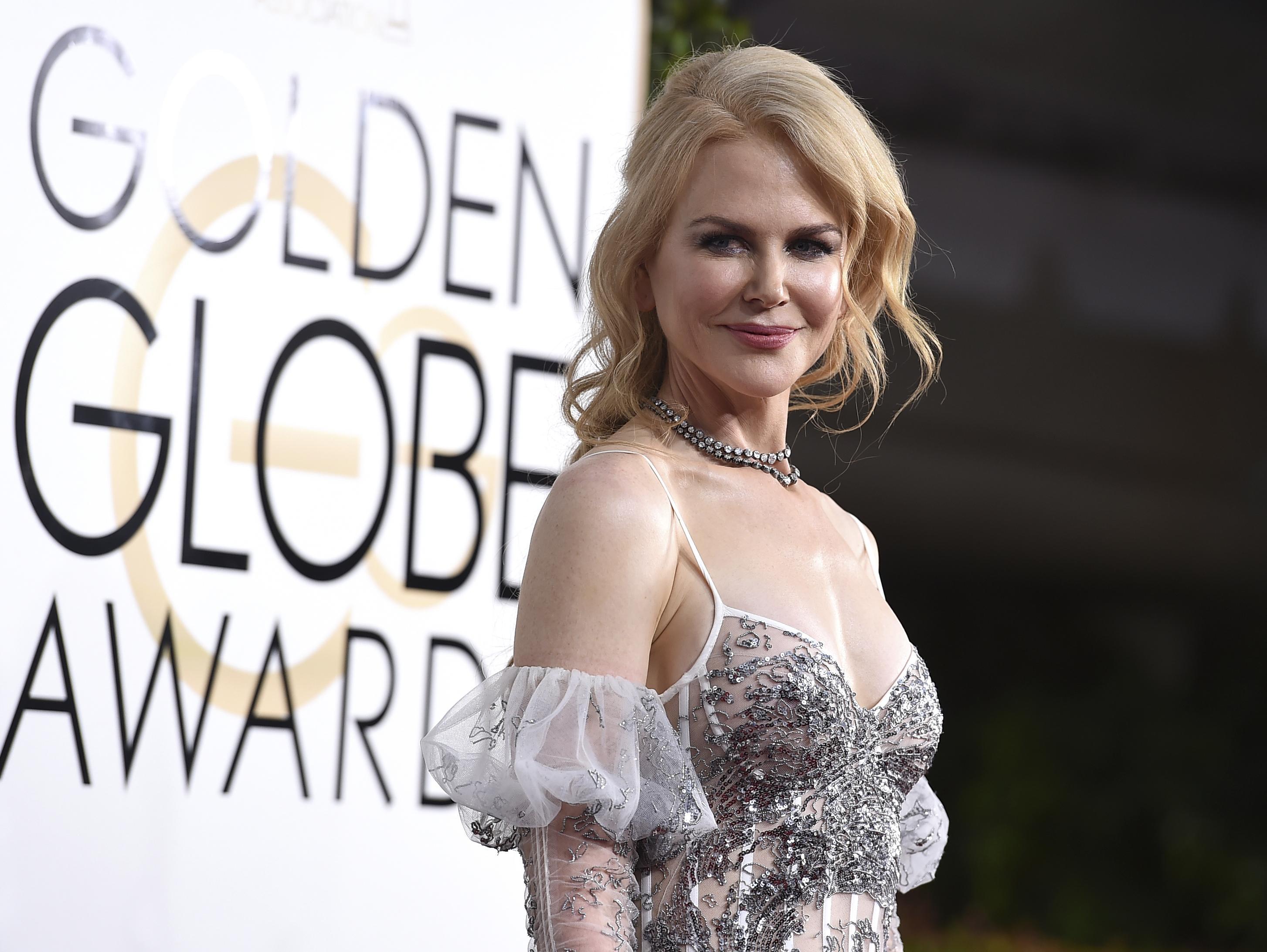 Nicole Kidman (Spokesman)