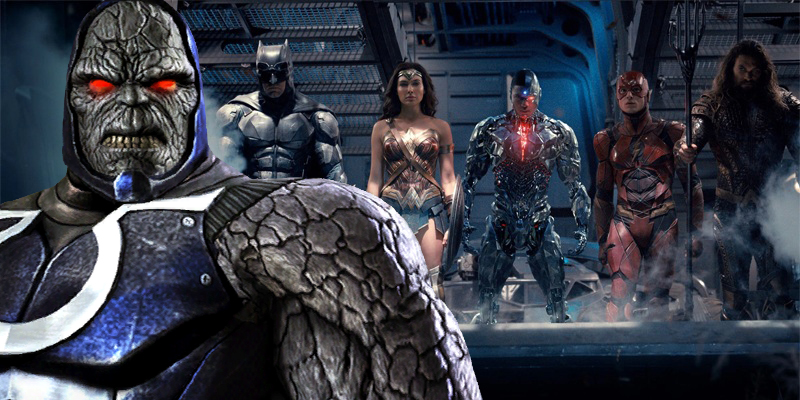 Possible new Justice League synopsis teases Darkseid's appearance!