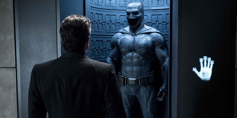 The Batman script is reportedly finished and everyone is satisfied with it!