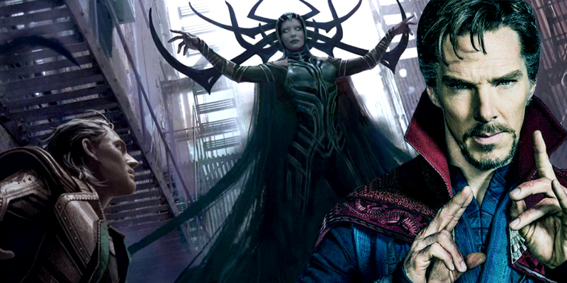 Tom Hiddleston discusses why Loki is intrigued by Hela but not by Doctor Strange!